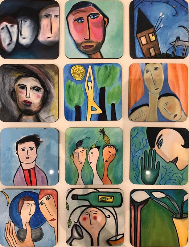 Scottsdale Gallery Association May ArtWalk Scavenger Hunt 2017