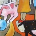 Jaime Ellsworth Pet the Dog III