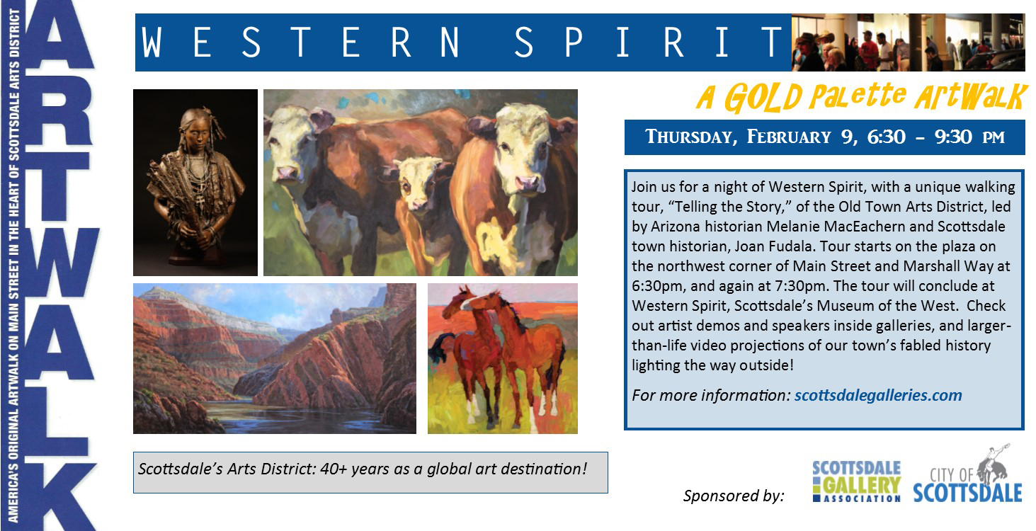 Western Spirit ArtWalk