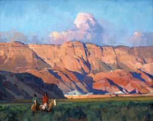 Vermillion Cliffs 16 x 20 405kb