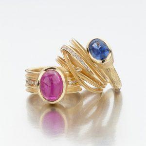 Barbara Heinrich Rings-French Designer Jeweler