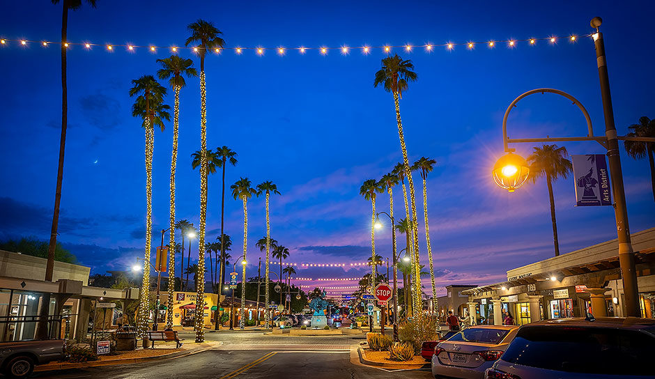 Scottsdale Main Street | Photo by Tim Fuchs